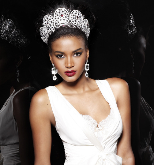 Leila Lopes - Miss Univers 2011