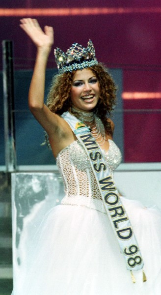 Linor Abargil - Miss World 1998