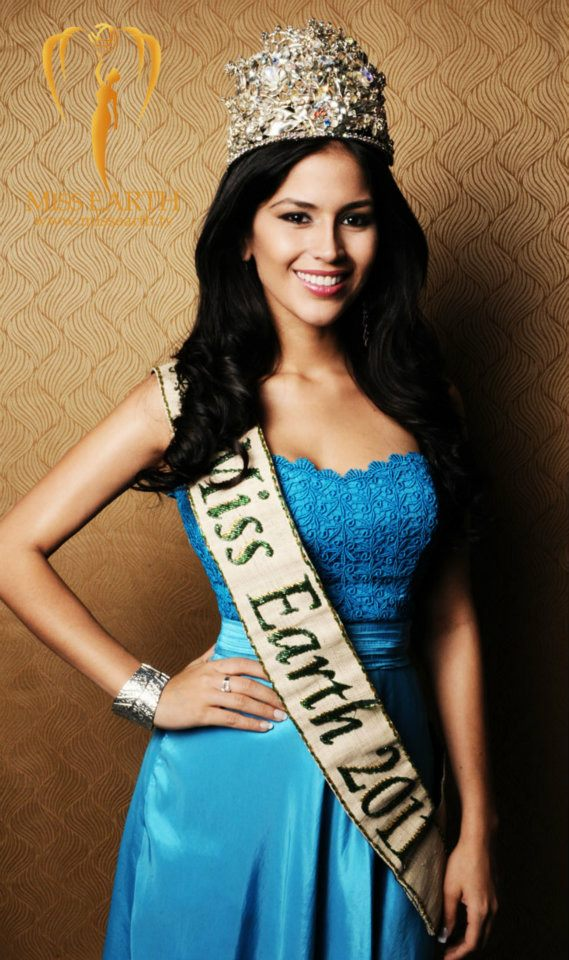 Olga Alava - Miss Earth 2011