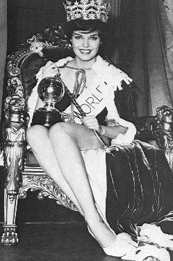 Rosemarie Francland - Miss World 1961